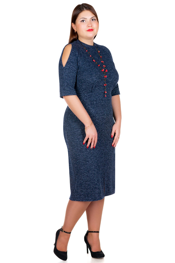 Платье БР Alaine Темно-синий