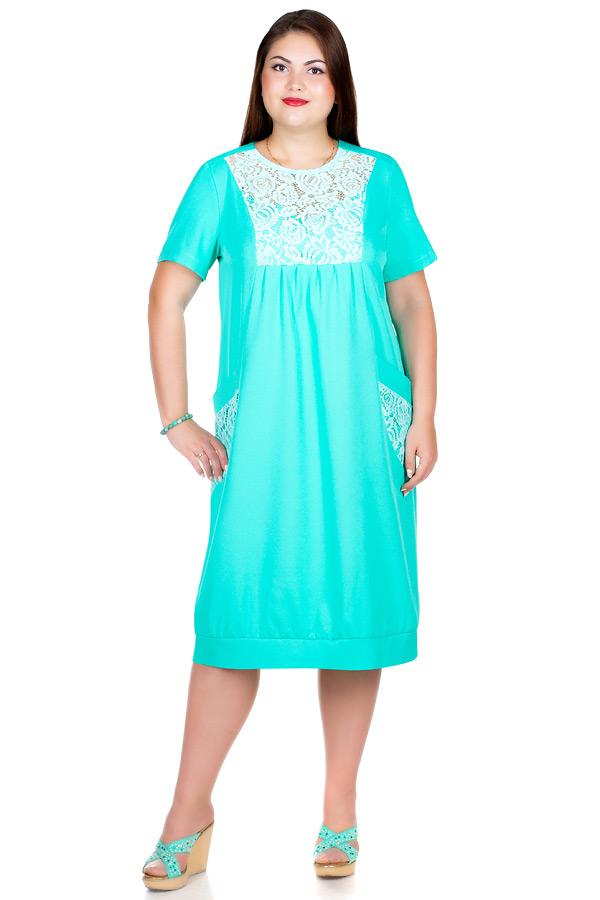 Платье БР Lauren Мята