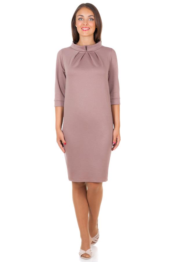 Платье БР Norma Светло-коричневый
