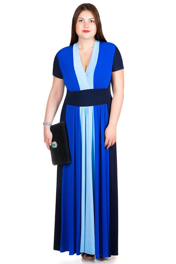 Платье БР Sharlize Темно-синий