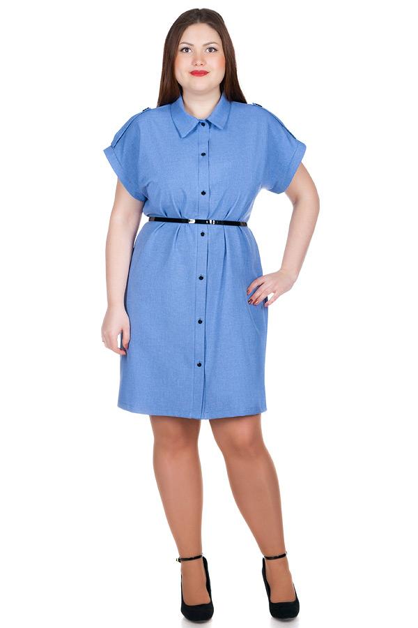 Платье БР Irma Голубой