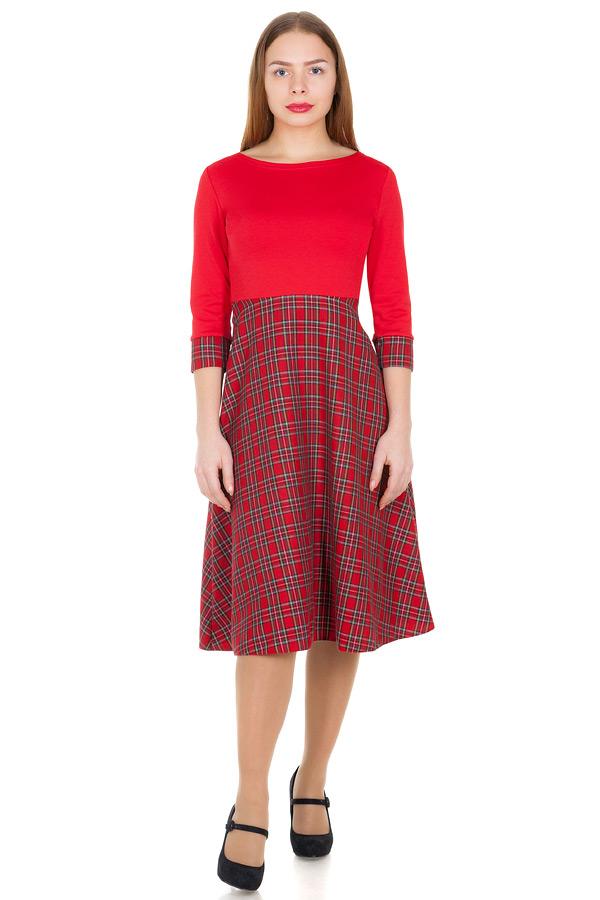 Платье МР Cassiya Красный