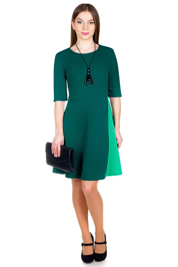 Платье МР Biddi Зеленый