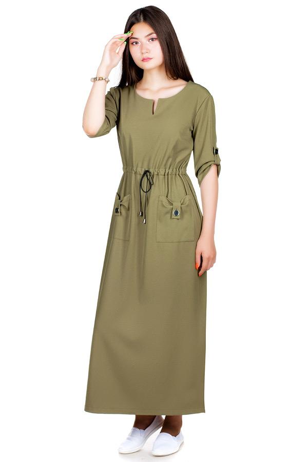 Платье МР Marita Хаки
