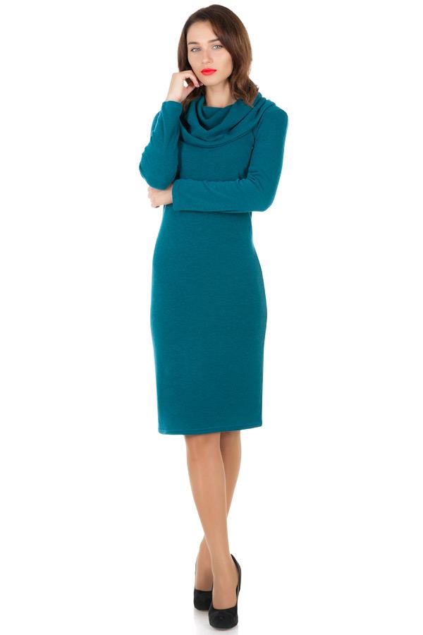 Платье Selena Бирюза