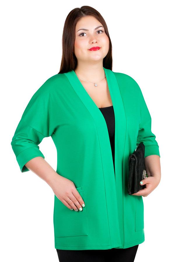 Жакет БР Cheril Зеленый