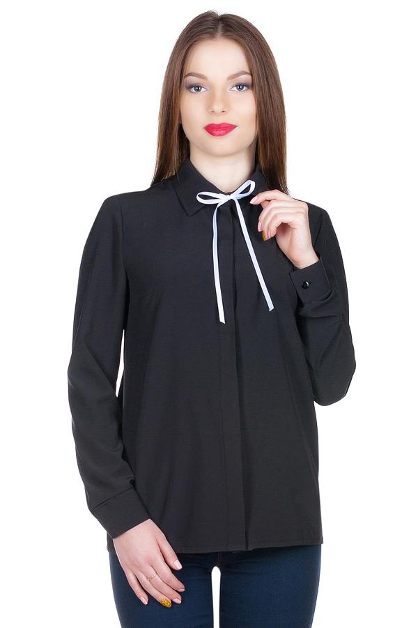 Блуза МР Kate Черный