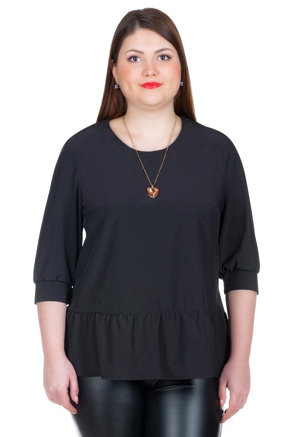 Блуза БР Lucretia Черный
