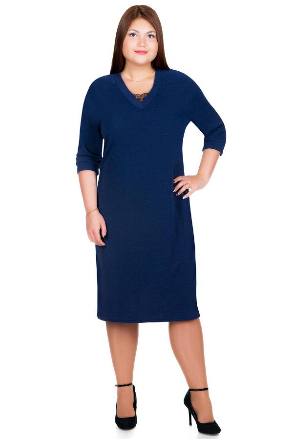 Платье БР Ida Темно-синий
