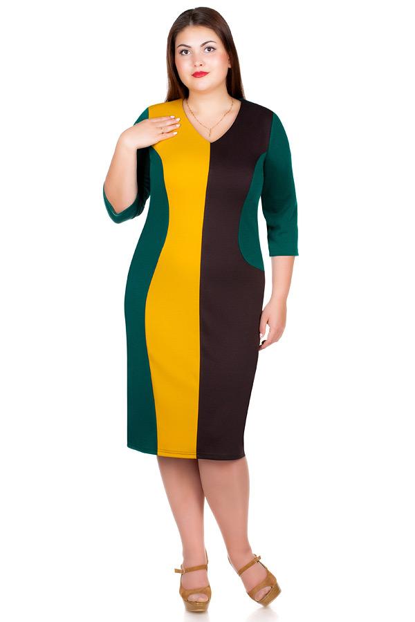 Платье БР Klementina Зеленый