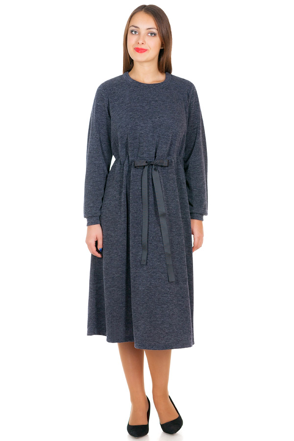 Платье БР Sheila Серый