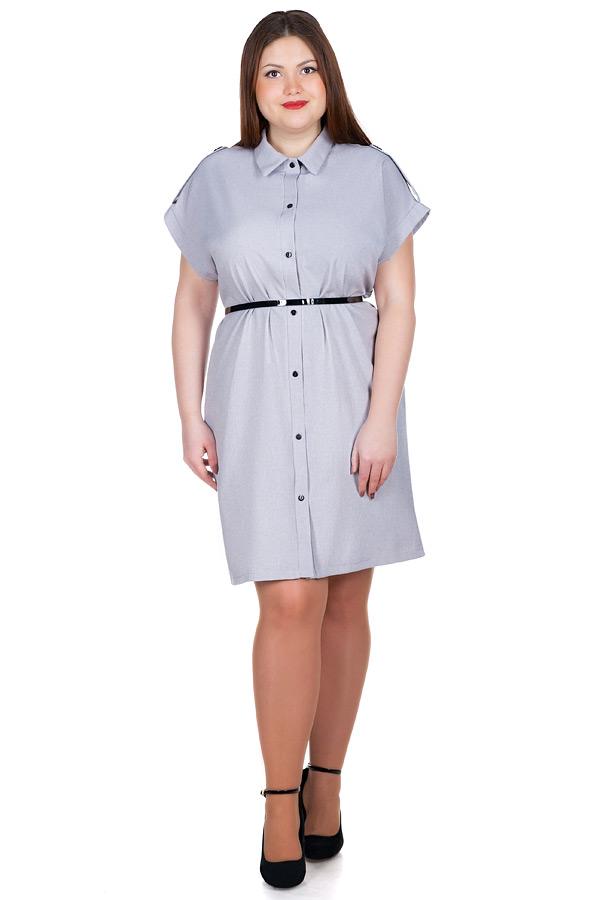 Платье БР Irma Серый