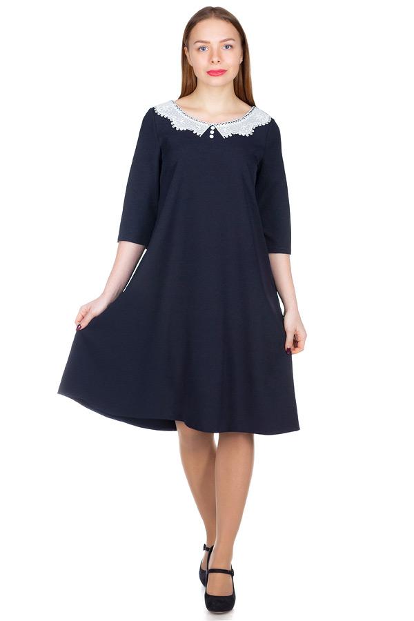 Платье МР Merid Темно-синий