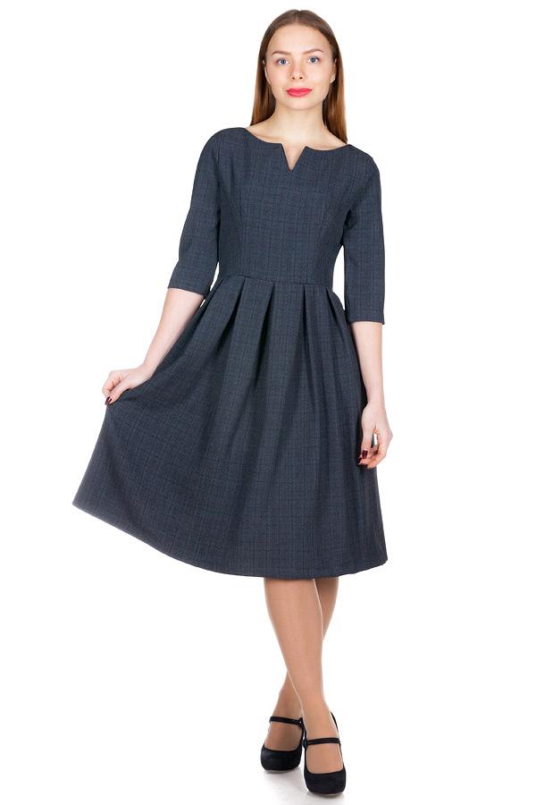 Платье МР Kirsa Темно-синий