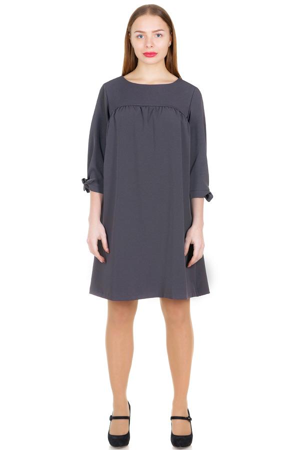 Платье МР Bianca Серый