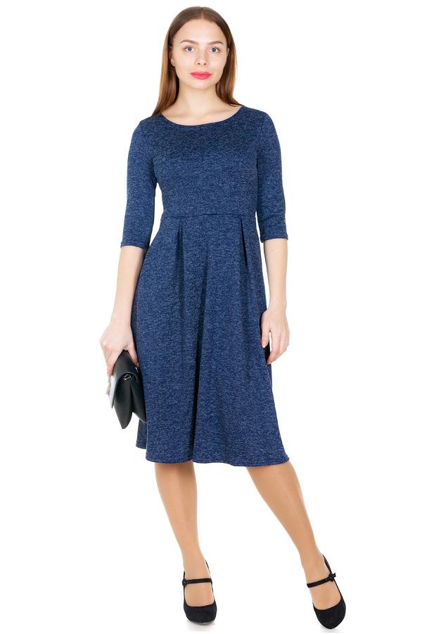 Платье МР Erin Темно-синий