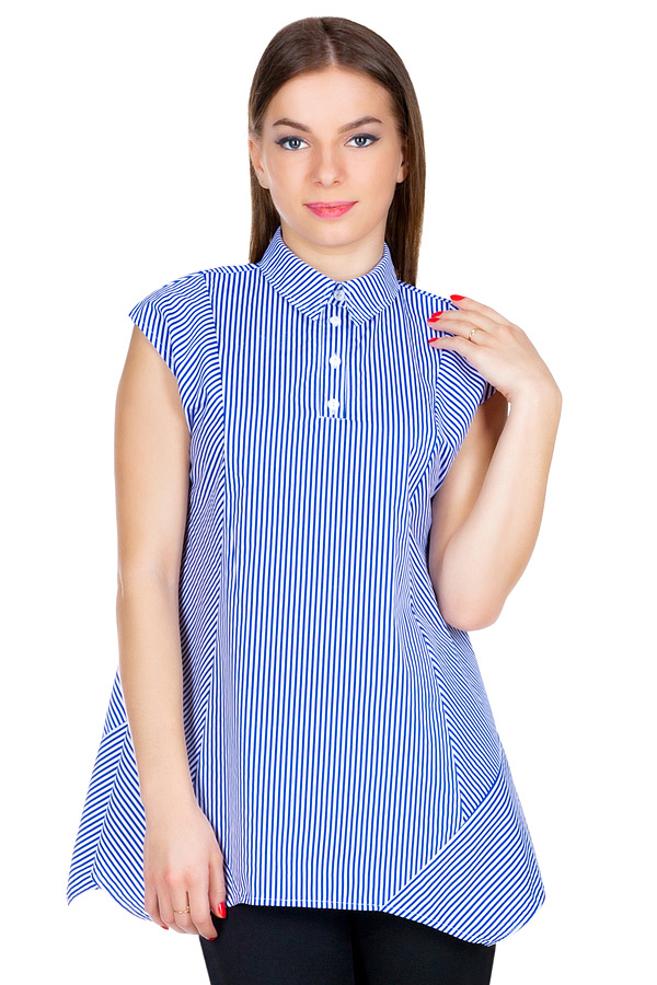 Блуза МР Melbet Синий