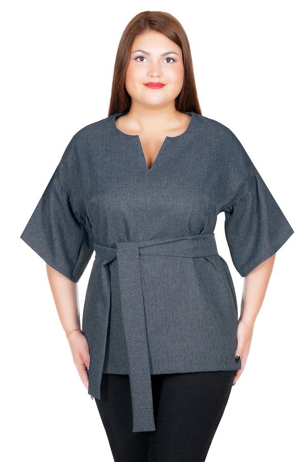 Блуза БР Lagertha Серый