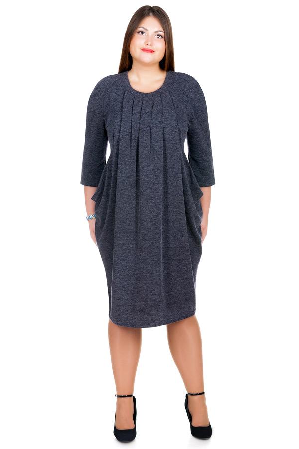 Платье БР Frederika Серый