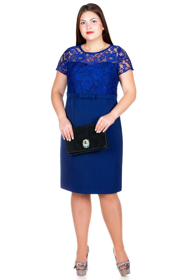 Платье БР Lorraine Темный василек