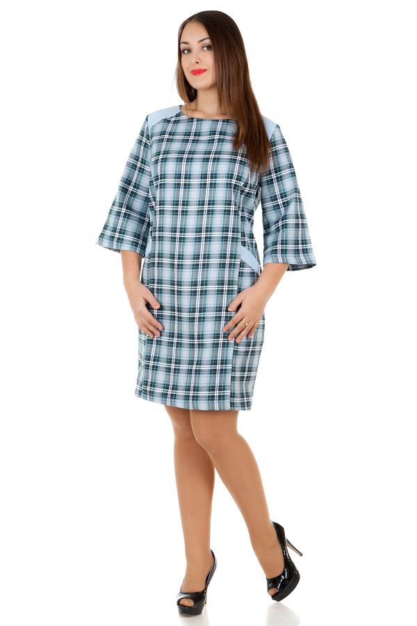 Платье БР Michelle Светло-голубой