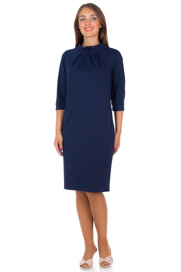 Платье БР Norma Темно-синий