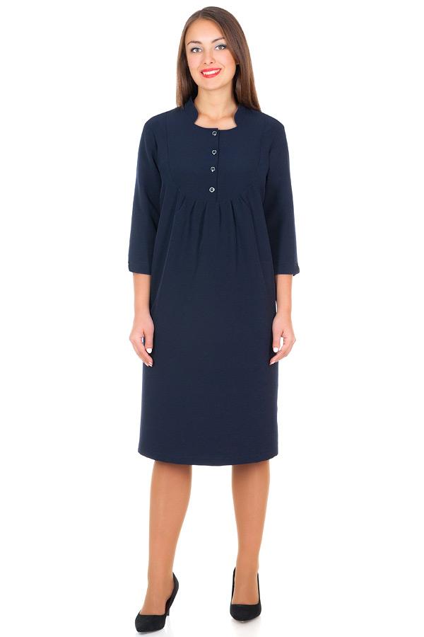 Платье БР Kimberly Темно-синий