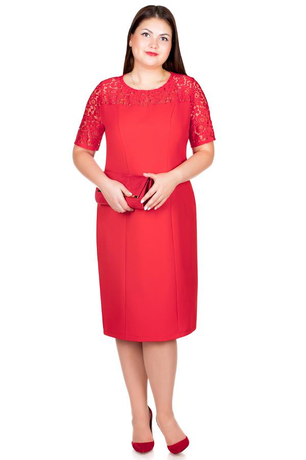 Платье БР Grace Красный