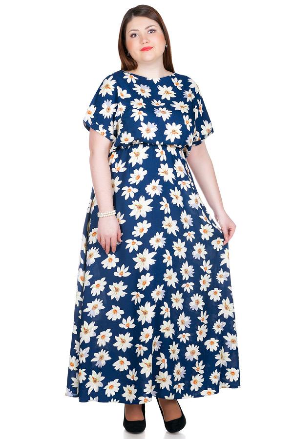Платье БР Clara Ромашки