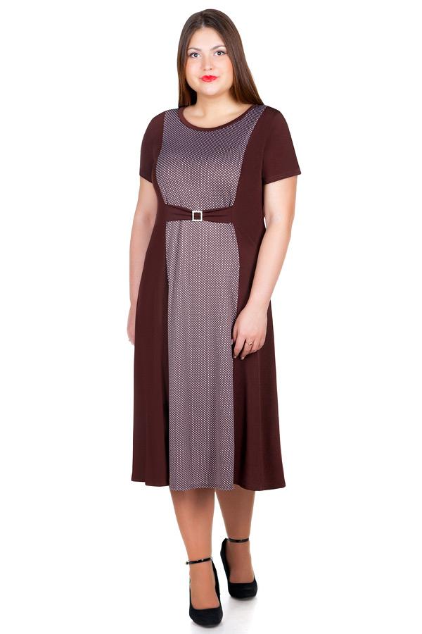 Платье БР Alsou Шоколад