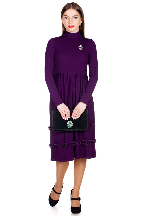 Платье МР Roza Фиолет