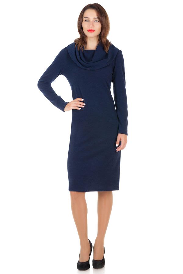 Платье Selena Темно-синий