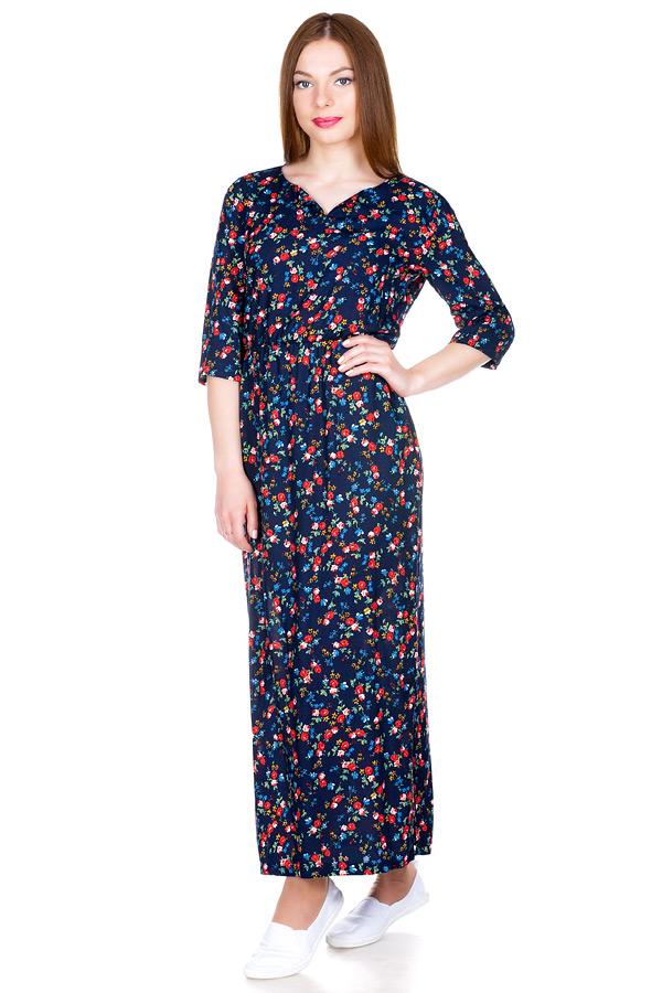 Платье МР Gloria Темно-синий