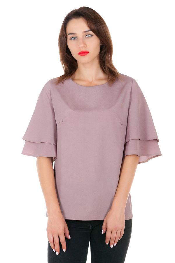 Блуза Regina Светло-коричневый
