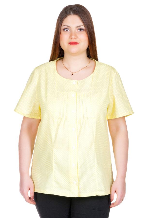 Блуза БР Albina Желтый