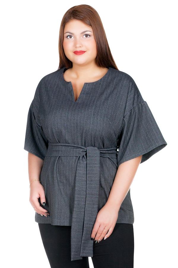 Блуза БР Lagertha Темно-серый
