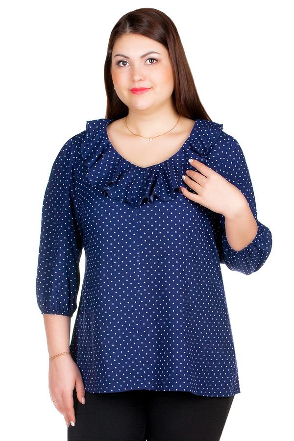 Блуза БР Ernestine Темно-синий