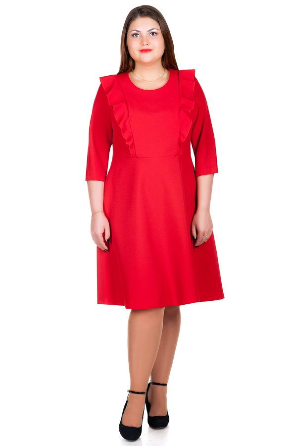 Платье БР Lika Красный