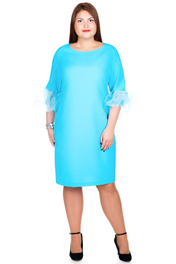 Платье БР Musa Бирюза