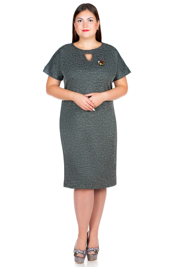 Платье БР Polina Хаки