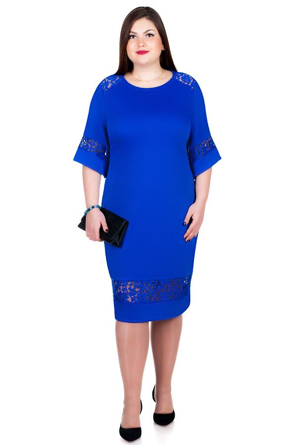 Платье БР Cher Василек