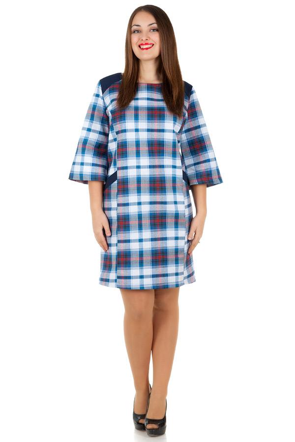 Платье БР Michelle Темно-синий