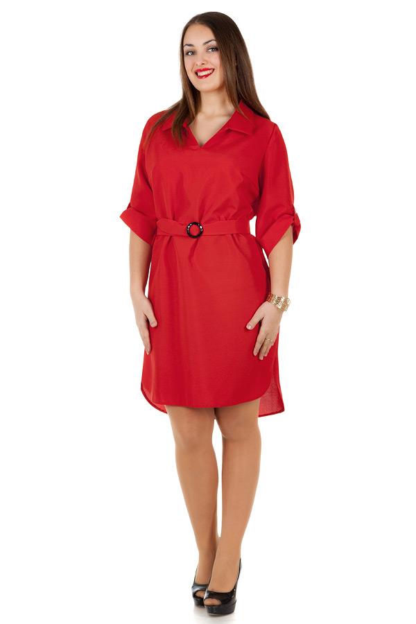 Платье БР Amelia Красный