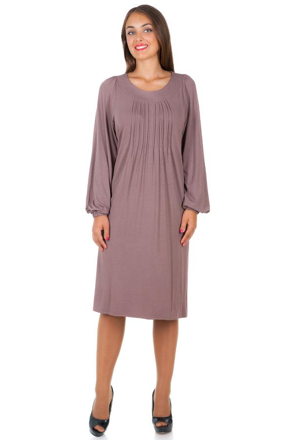 Платье БР Viola Светло-коричневый