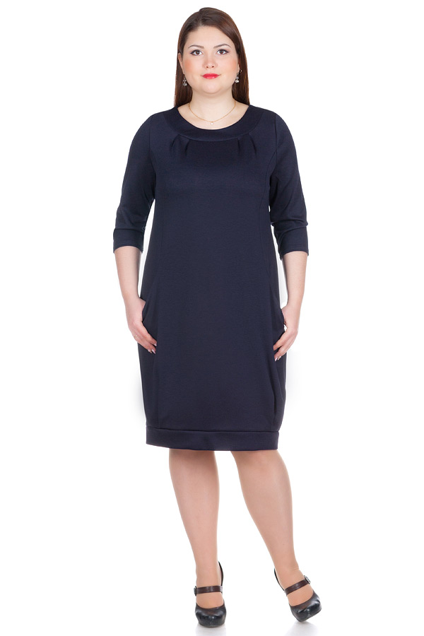 Платье БР Adamina Темно-синий