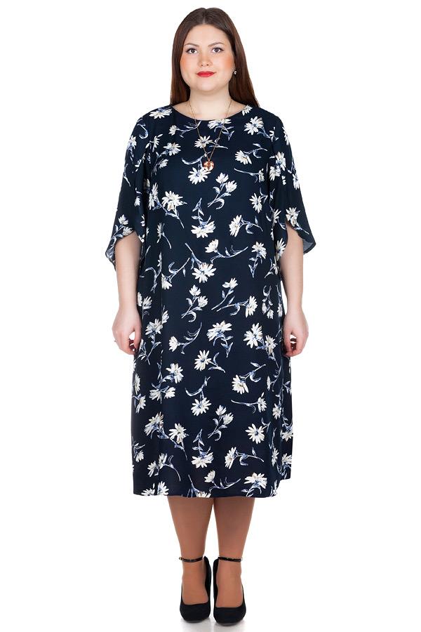 Платье БР Nerina Хризантемы