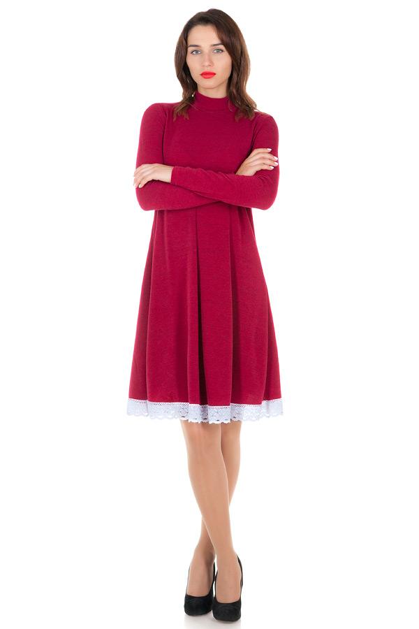Платье Sandy Бордо