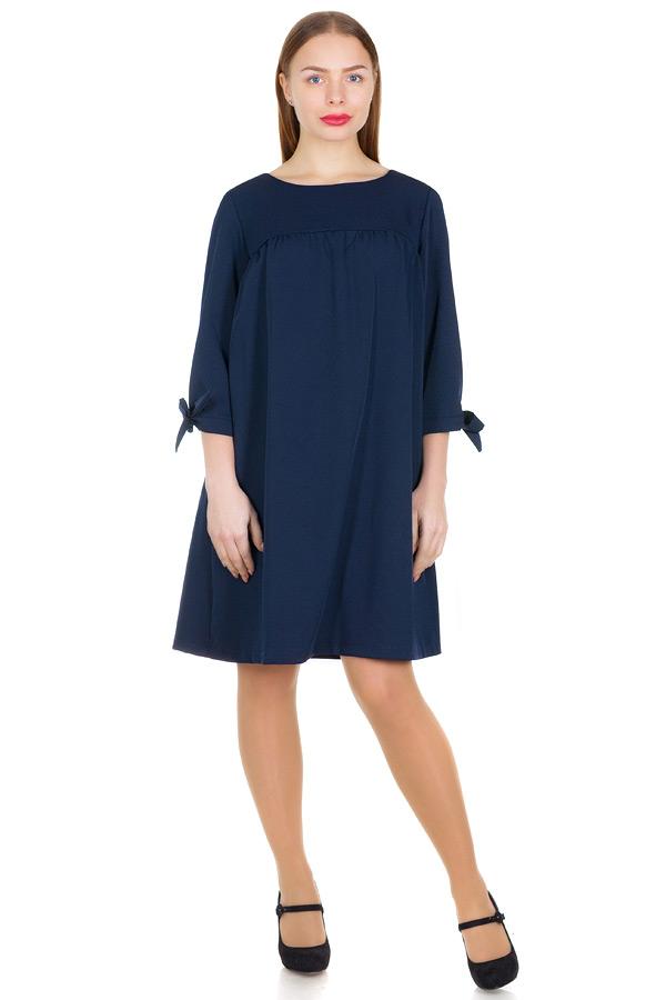 Платье МР Bianca Темно-синий