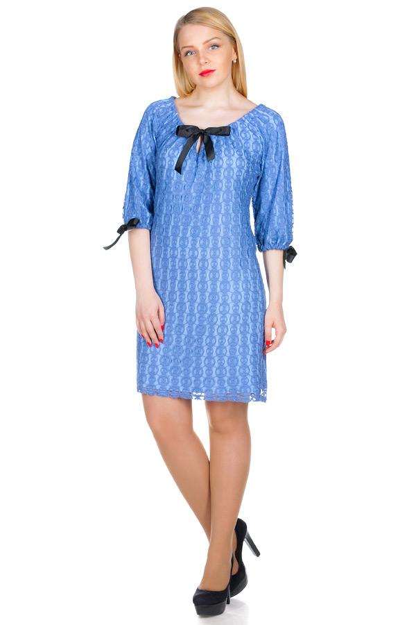 Платье МР Emilia Голубой