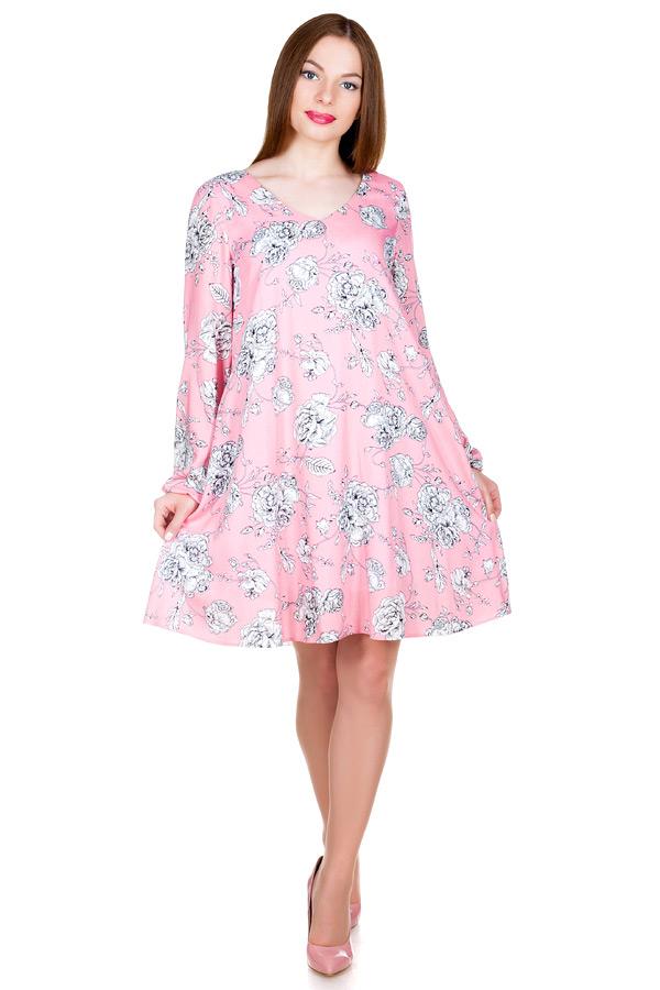 Платье МР Velia Роза